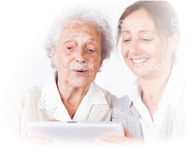 Pflegedienst - Kontakt